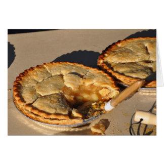 Mmm. Pie. Card