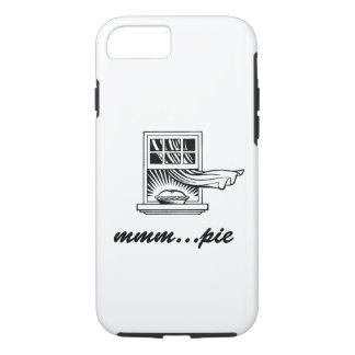 mmm pie iPhone 7 case