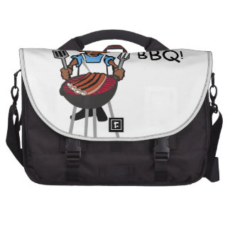 Mmmm BBQ! Bags For Laptop