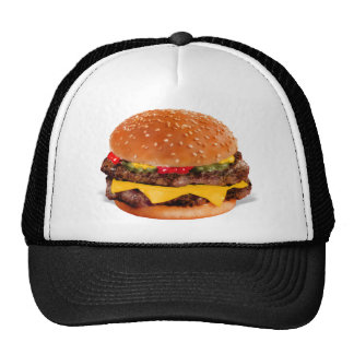 Mmmm Cheeseburger Cap