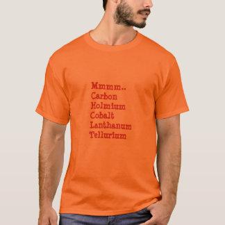 Mmmm…Chocolate. Chemistry Style T-Shirt