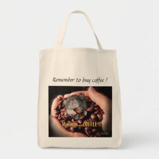 Mmmm....COFFEE  Bag