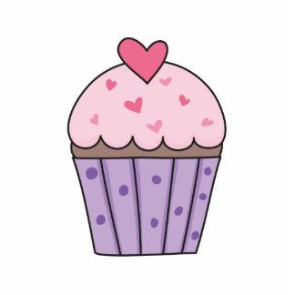 Mmmmm cupcake photo cutout