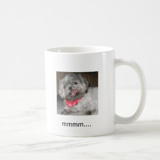 MMMMM.... - Customized Basic White Mug
