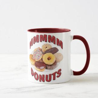 MMMMM DONUTS MUG