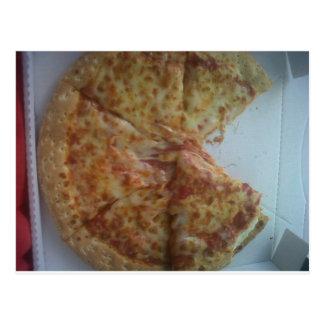 Mmmmmmm.....pizza Postcard
