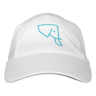 MMNH Blue Elephant Baseball Cap