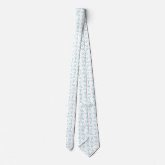 MMNH Blue Elephant Neck Tie