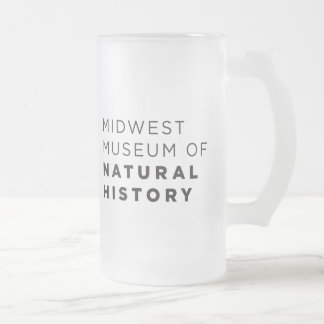 MMNH Frosted Mug