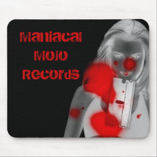 MMRazor, Maniacal Mojo Records Mouse Pad