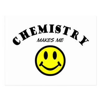 MMS: Chemistry Postcard