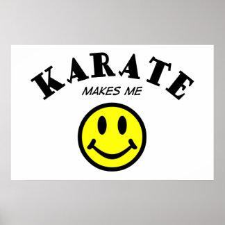 MMS: Karate Poster