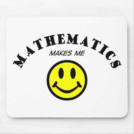 MMS: Mathematics Mousepad