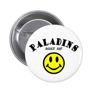 MMS:  Paladins Pinback Button
