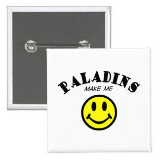 MMS:  Paladins Pins