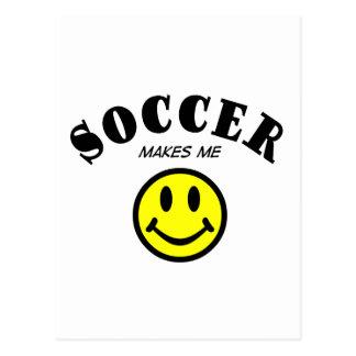 MMS: Soccer Postcard