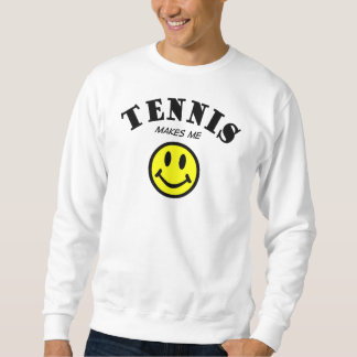 MMS: Tennis Sweatshirt