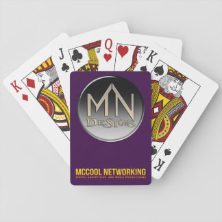 MN Designz Playing Cards