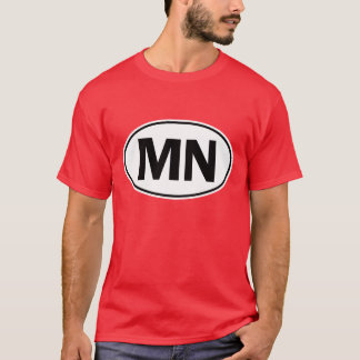 MN Oval Identity Sign T-Shirt