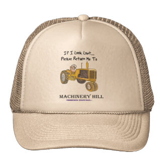 MN State Fair Machinery Hill 1 Hat