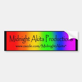 MNAkita Bumper Sticker