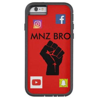 MNZ BRO iphone case