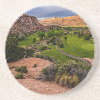 Moab Desert Canyon Golf Course at Sunrise Coaster