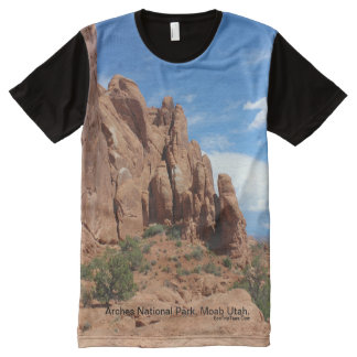 Moability All-Over Print T-Shirt