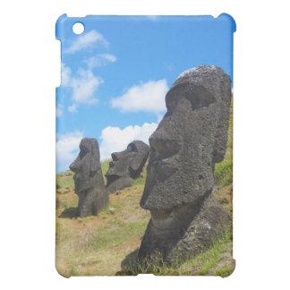 Moai at Rano Raraku Easter Island Cover For The iPad Mini