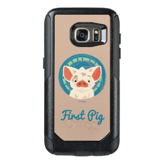 Moana   Pua The Pig OtterBox Samsung Galaxy S7 Case