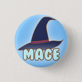 MOBA Role - Mage 3 Cm Round Badge