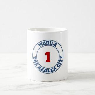 Mobile Alabama Basic White Mug