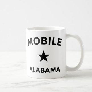 Mobile Alabama Mug Basic White Mug