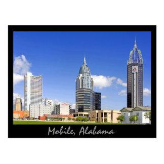 Mobile, Alabama Postcard