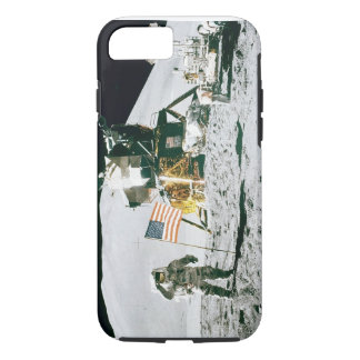 "Mobile Case: Man on the Moon"" iPhone 7 Case"