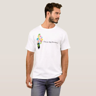 Mobile CSP Men's App T-shirt