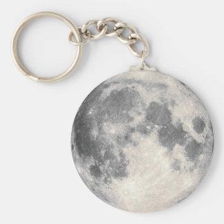 Mobile Full Moon Key Ring
