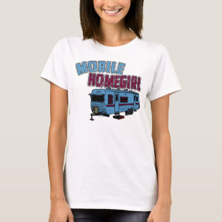 Mobile Homegirl T-Shirt