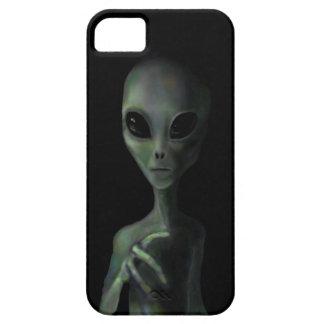 Mobile Phone Case - Alien iPhone 5 Case