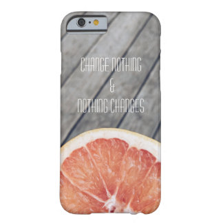 Mobile phone covering barely there iPhone 6 case