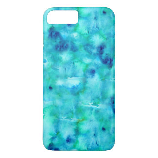 Mobile phone covering in ocean colors iPhone 8 plus/7 plus case