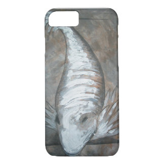 Mobile phone covering with fish iPhone 8/7 case