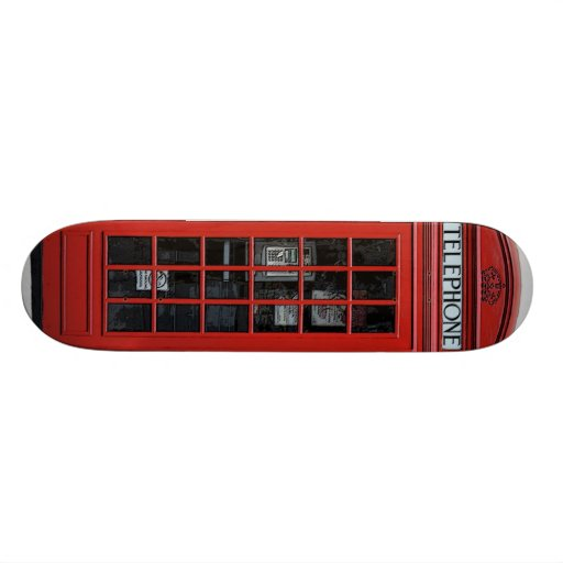 Mobile Phone Skate Board Deck