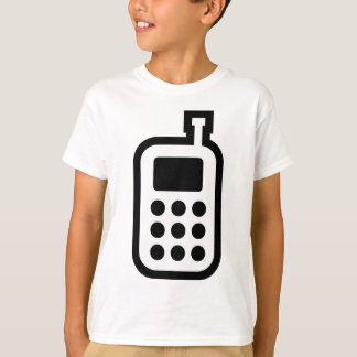 Mobile Phone T-Shirt