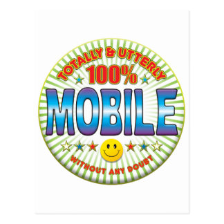 Mobile Totally Post Card