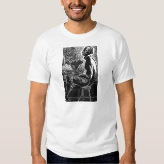 Moby Dick Captain Ahab Tshirts