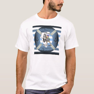 "Moby Dick Cartoon Characters ~ Thar She Blows! "" T-Shirt"