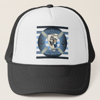 Moby Dick ~ Herman Melville ~ Captain Ahab ~ Trucker Hat
