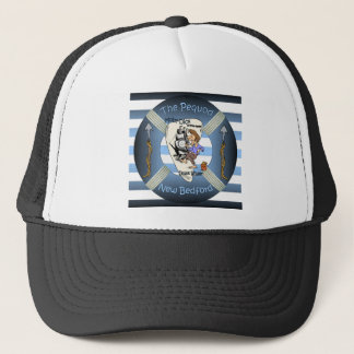 Moby Dick ~ Herman Melville ~ Drunk Whaler ~ Trucker Hat
