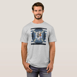 Moby Dick ~ Herman Melville ~ Queequeg ~ T-Shirt